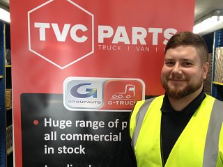 Lee Sanger joins as Parts Consultant