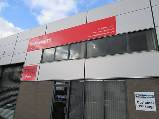 New premises in Mallusk, Newtownabbey - call in and see us!